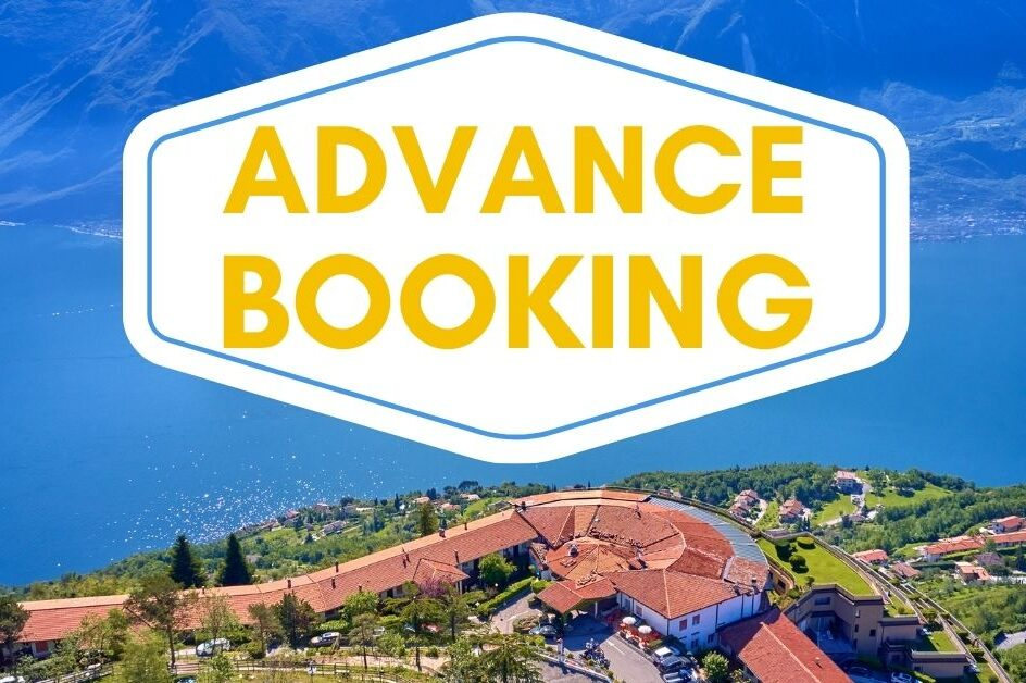 ADVANCE BOOKING 2021 – HALF BOARD